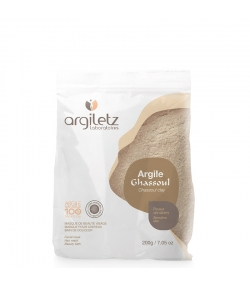 Argile Ghassoul ultra-ventilée - 200g - Argiletz