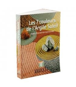 Livre Les 7 couleurs de l'Argile Soleil - Nadia Kotchenko - Argiletz