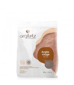 Argile rouge ultra‑ventilée - 200g - Argiletz