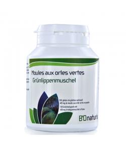 Grünlippenmuschel - 100 Kapseln 400mg - BIOnaturis