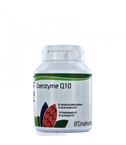 Coenzyme Q10 - 100 Kapseln 30mg - BIOnaturis
