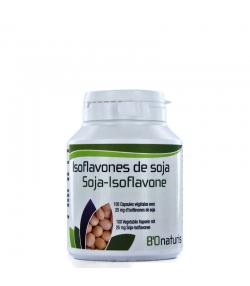 Isoflavones de soja - 100 capsules 25mg - BIOnaturis