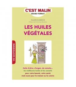 Buch Schlaue Tipps für Öle - Julien Kaibeck - Éditions Quotidien Malin