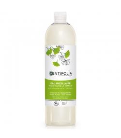 BIO-Gesichtswasser für die ganze Familie Ginkgo Biloba - 500ml - Centifolia