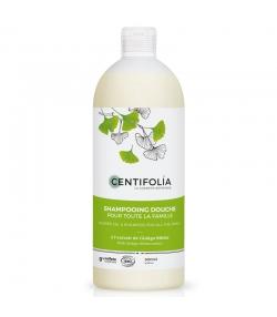 Shampooing douche pour toute la famille BIO ginkgo biloba - 500ml - Centifolia