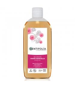 BIO-Duschgel sinnlicher Sommerregen würzige Rose - 250ml - Centifolia
