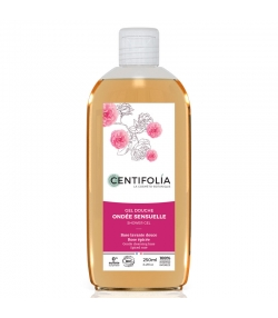 Gel douche ondée sensuelle BIO rose epicée - 250ml - Centifolia
