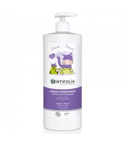 BIO-Baby-Feuchtigkeitscreme Pfirsich & Aloe Vera - 500ml - Centifolia