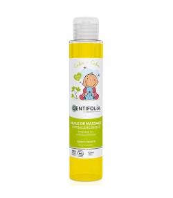 Huile de massage bébé BIO datte & tournesol - 100ml - Centifolia