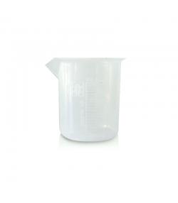 Bécher gradué 100ml en plastique - 1 pièce - Centifolia