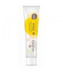 Dentifrice BIO argile blanche, argile jaune & citron - 75ml - Argiletz