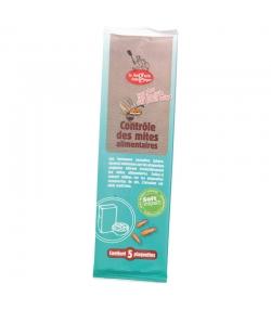 Contrôle des mites alimentaires - 5 pièces - La droguerie écologique