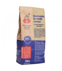 Bicarbonate de soude technique - 500g - La droguerie écologique