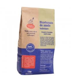Bicarbonate de soude technique - 1kg - La droguerie écologique