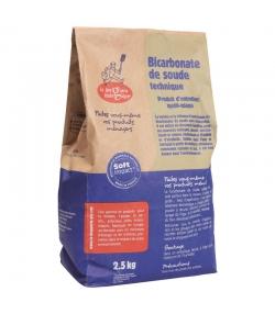 Bicarbonate de soude technique - 2,5kg - La droguerie écologique