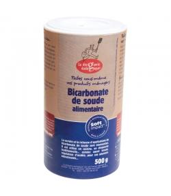 Bicarbonate de soude alimentaire - 500g - La droguerie écologique