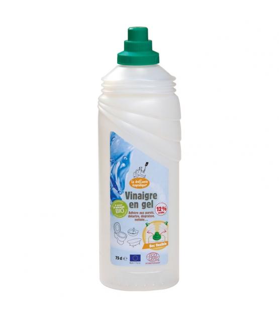 Vinaigre en gel BIO 12% - 750ml - La droguerie écopratique