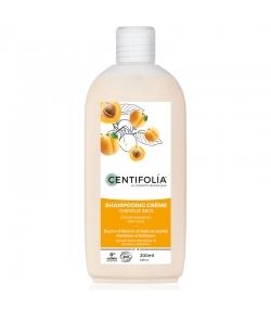 Shampooing crème cheveux secs BIO beurre d'abricot & jojoba - 200ml - Centifolia