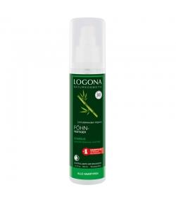 Spray coiffant spécial brushing BIO bambou - 150ml - Logona