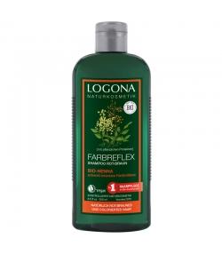 Shampooing reflets cheveux roux à bruns BIO henné - 250ml - Logona