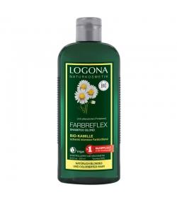 Shampooing reflets cheveux blonds BIO camomille - 250ml - Logona