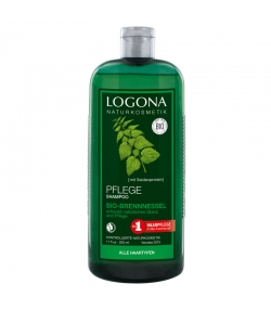 Shampooing nourrissant BIO ortie - 500ml - Logona