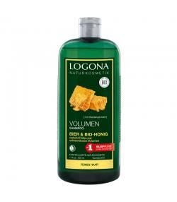Volumen BIO-Shampoo Bier & Honig - 500ml - Logona