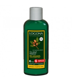 Shampooing brillance BIO argan - 75ml - Logona