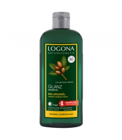 Shampooing brillance BIO argan - 250ml - Logona