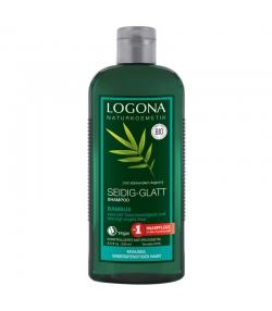 Seidig-Glatt BIO-Shampoo Bambus - 250ml - Logona