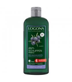 Shampooing anti-pelliculaire BIO genévrier - 250ml - Logona