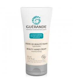 BIO-Schönheits-Handcreme Mutterlauge, grüner Queller & Fleur de sel - 60ml - Guérande