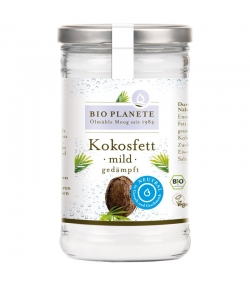 BIO-Kokosfett mild - 950ml - Bio Planète
