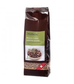 Lentilles brunes BIO - 500g - Biofarm