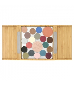 Bamboo box leer - Zao Make-up