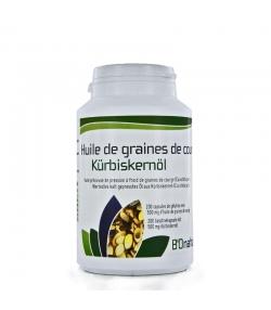 Huile de graines de courge - 200 capsules 500mg - BIOnaturis