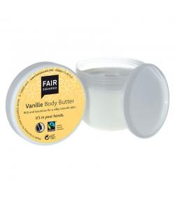 Beurre corporel BIO vanille - 150ml - Fair Squared
