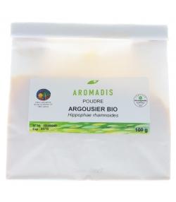 Poudre d'argousier BIO - 100g - Aromadis