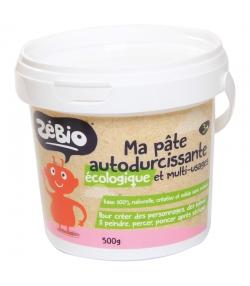 Pâte autodurcissante écologique - 500g - Zébio
