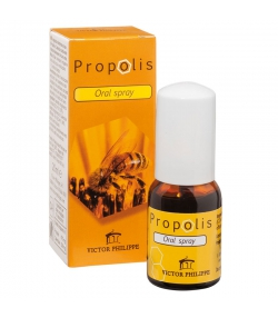 Spray oral à la propolis 50% - 20ml - Victor Philippe
