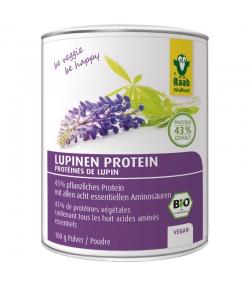 BIO-Lupinen Protein Pulver - 100g - Raab Vitalfood