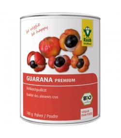 Guarana en poudre BIO - 140g - Raab Vitalfood