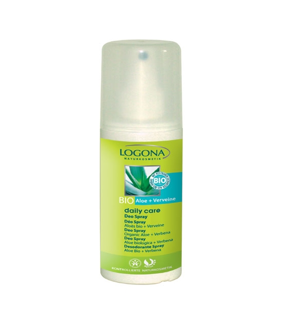 BIO-Deo Spray Aloe & Verveine - 100ml - Logona Daily Care
