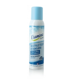 Désodorisant destructeurs d'odeurs écologique parfum frais & discret - 125ml - Etamine du Lys