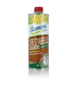 Cire d'abeille liquide écologique - 500ml - Etamine du Lys