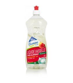 Ökologisches Spülmittel ohne Allergene Apfel - 1l - Etamine du Lys