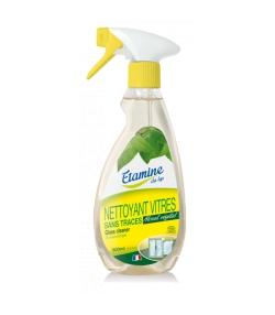 Nettoyant vitres sans traces écologique sans parfum - 500ml - Etamine du Lys