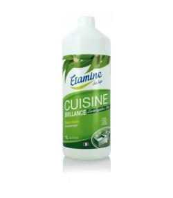Ökologischer Glanzreiniger Küche Eukalyptus - 1l - Etamine du Lys