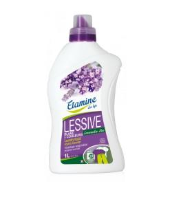 Lessive liquide écologique lavandin - 20 lavages - 1l - Etamine du Lys