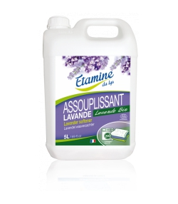 Ökologischer Weichspüler Lavendel - 200 Waschgänge - 5l - Etamine du Lys
